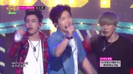 a & good tonight (140621 music core) - got7