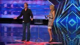 mystifier introduces audience to supernatural spirit (america's got talent 2014 - audition) - mike super - v.a