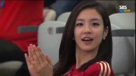 jangyewon nu phong vien xinh dep o world cup 2014 - v.a