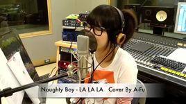la la la (cover) - a-fu