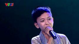 con thuong rau dang moc sau he (giong hat viet nhi 2014) - doan minh tai