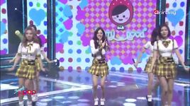 love letter (140627 simply kpop) - berry good