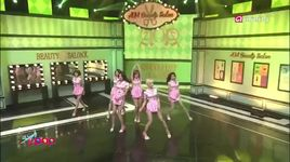 short hair (140627 simply kpop) - aoa