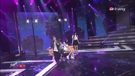 a midsummer night's sweetness (140627 simply kpop) - san e, raina