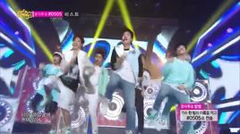 a (140628 music core) - got7