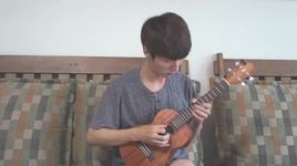 can't take me eyes off you (ukulele cover) - sungha jung