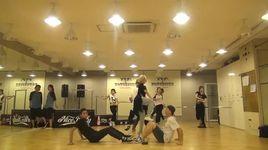 nice body (dance practice) - hyomin (t-ara)
