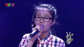 your song (giong hat viet nhi 2014) - phuong nghi