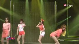 short hair (140704 simply kpop) - aoa