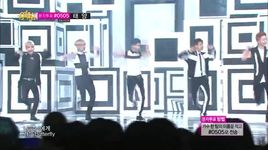 u beauty (140705 music core) - 100 %