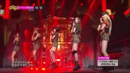 red light (140705 music core) - f(x)