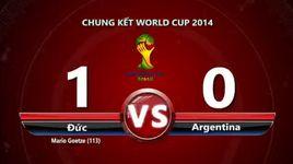 duc 0-0 (aet 1-0) argentina: duc lan thu 4 len dinh the gioi - v.a