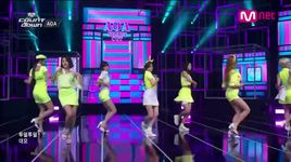 short hair (140710 m countdown) - aoa