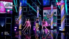 pretty pretty (140710 m countdown) - ladies' code