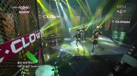 let's love (140711 music bank) - c-clown
