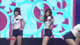 short hair (140711 simply kpop) - aoa