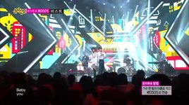 soul mate (140712 music core) - dickpunks, ji yoon