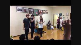buong tay (famcam) - khoi my, la thang