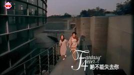 can't lose you (jue bu neng shi qu ni) (vietsub, kara) - f4