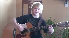 waiting outside the lines (greyson chance cover) - carson lueders