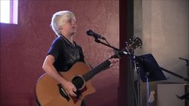 my own little world (matthew west cover) - carson lueders