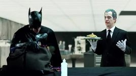 batman parody - the dark knight is confused - barely political