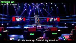 it's a man's world (the voice of holland) (vietsub) - charly luske