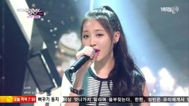 look at me (140718 music bank) - girl's day