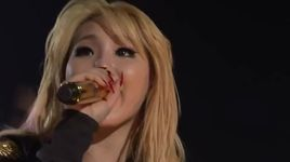 gotta be you (live) - 2ne1