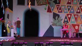 big girls cry (jimmy kimmel live) - sia