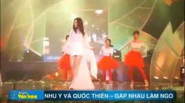 gap nhau lam ngo (live) - nhu y, quoc thien