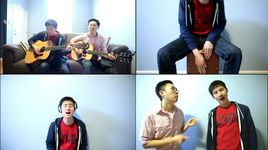 tongue tied (group love cover) - the fu