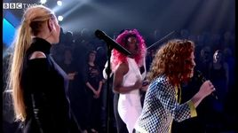 rather be (140415 later... with jools holland) - clean bandit, jess glynne