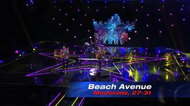 trio pushes it with another original song (america's got talent 2014 - audition) - beach avenue - v.a