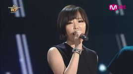 only that is my world (140724 m countdown) - ga-in (brown eyed girls), jeon in kwon