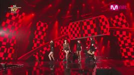 abracadabra (140724 m countdown) - brown eyed girls