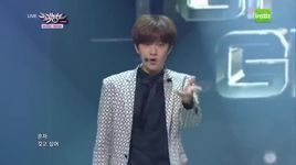 amazing bad lady (140725 music bank) - cross gene