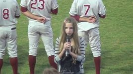 god bless america (live at minor league baseball game) - madi lee