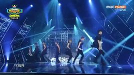 back (140723 show champion) - infinite