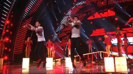 teen duo tap dance to classic by mkto (america's got talent 2014 - audition) - sean & luke - v.a