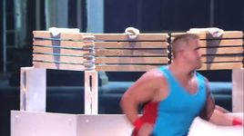 strongman breaks cinder blocks with his head (america's got talent 2014 - audition) - jd anderson - v.a
