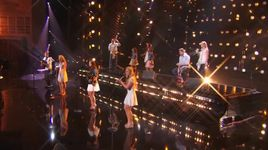 family band puts a twist on the power of love cover (america's got talent 2014 - audition) - the willis clan - v.a