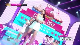 darling (140726  music core) - girl's day