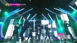 sad movie (140726  music core) - beast