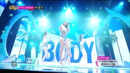 touch my body (140726  music core) - sistar