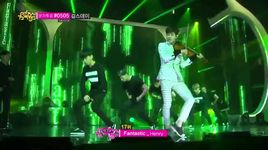 fantastic (140726  music core) - henry (super junior-m)