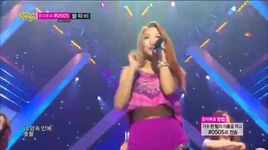 touch my body (140802 music core) - sistar