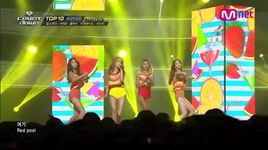 touch my body (140731 m countdown) - sistar