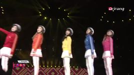 bar bar bar (140522 simply k-pop) - crayon pop