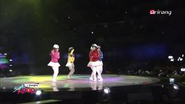 dancing queen (140522 simply k-pop) - crayon pop